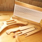 Бёрдышко - комплект поясного ткацкого станочка