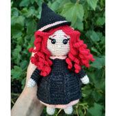 Кукла «Ведьмочка»