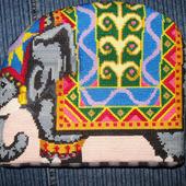 """Грелка для чайника """"Индийский слон"""""""
