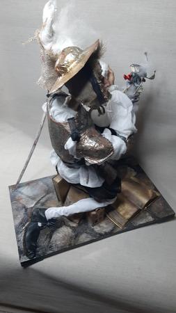 Славный рыцарь печального образа ручной работы на заказ