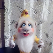 Домовёнок Гномик Солнышко
