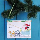 Новогодняя почта Деда Мороза