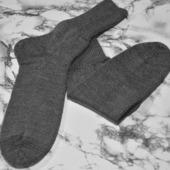 Носки вязаные мужские