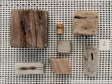 """Дерево морское 3 набора """"Геометрия"""" дрифтвуд ручной работы на заказ"""