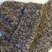 Комплект - шапка и шарф