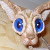 Сфинкс - лысый кот