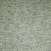 Рибана с лайкрой цвет серый меланж