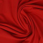 Рибана с лайкрой цвет красный