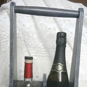 Ящик-переноска для двух бутылок