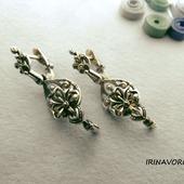 фото: серебряные украшения