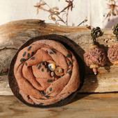 Комплект украшений текстильный «Сухоцветы»