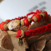Сет браслетов «Красные пески Хмиро»