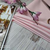 """Костюмная ткань """"Макларен"""" нежно-розовый"""