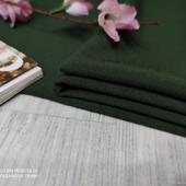"Костюмная ткань ""Тиар"" зеленый Хаки"