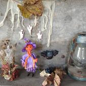 Мистер Хэллоуин с друзьями