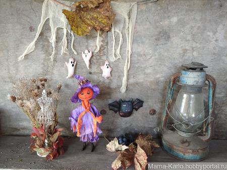 Мистер Хэллоуин с друзьями ручной работы на заказ