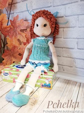 Кукла Ляля ручной работы на заказ