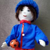 Кукла  Учитель физкультуры, Тренер
