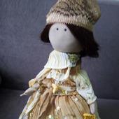 Кукла Золотая Осень