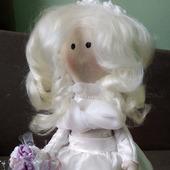 Кукла Тильда Невеста