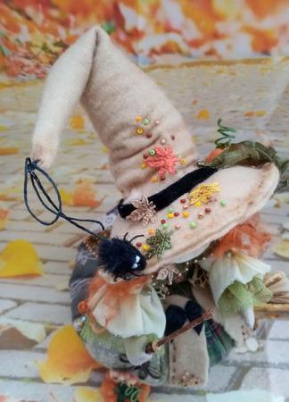 Лесная феечка Лилу ручной работы на заказ