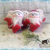 Елочная игрушка Дед Мороз
