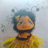 Пчелка солнышко