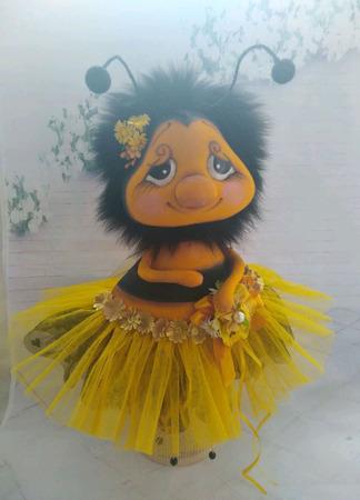 Пчелка солнышко ручной работы на заказ