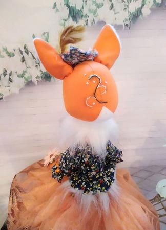 Лиса Алиса ручной работы на заказ