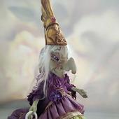 Бастинда - Повелительница Фиолетовой Страны