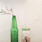 фото: бутылка для декорирования