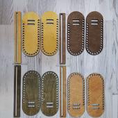 Основа для вязания сумки