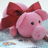 Свинка-лежебока