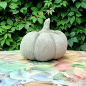 Фигуры садовые - тыква декоративная