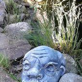 """Декоративный камень """"Хранитель сада"""""""