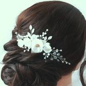 Свадебное украшение для волос С015
