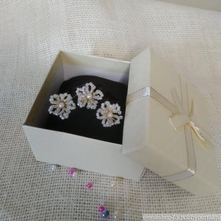 Набор из шпилек в подарочной упаковке ручной работы на заказ