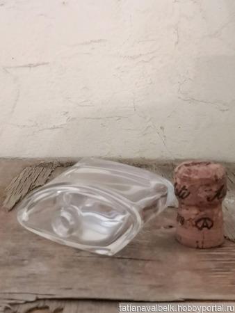 Бутылочки флаконы для диффузора от парфюма ручной работы на заказ