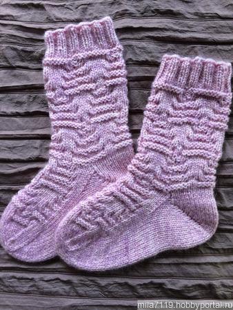 Носки детские ручной работы на заказ