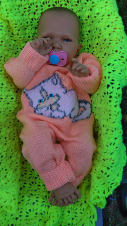 Комбинезоны для новорожденного ручной работы на заказ