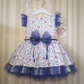 """Нарядное платье для девочки """"Marisha"""""""