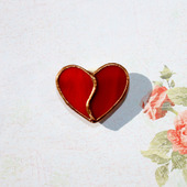 """Брошь """"Сердце"""""""