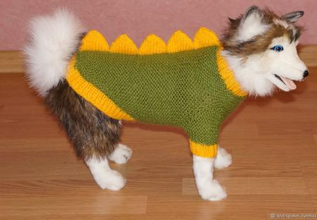 Одежда для собак и кошек ручной работы на заказ