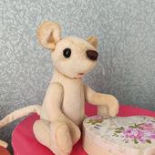 Тедди Зверята: Полевая  мышь Ася