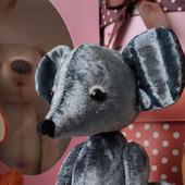 Тедди Зверята: Мышонок Сеня