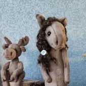 Тедди Зверята: Лошадка Анабель