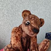 Мишки Тедди: Винтажный медведь Кристофер