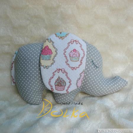 Слоник сплюшка ручной работы на заказ