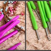 Крючки для вязания (2.5-6.0 мм)