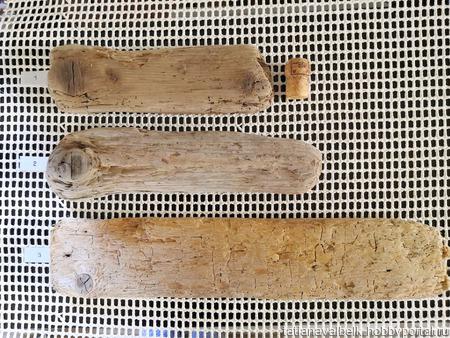 Дерево морское 3 доски дрифтвуд ручной работы на заказ